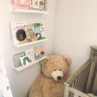 How to use IKEA Picture Ledge as Book Shelf