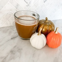 Simple Homemade Pumpkin Spice Creamer