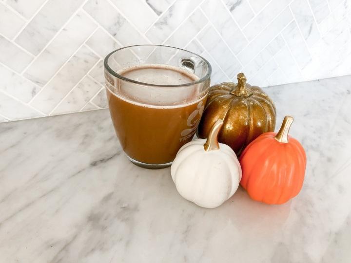 Simple Homemade Pumpkin SpiceCreamer