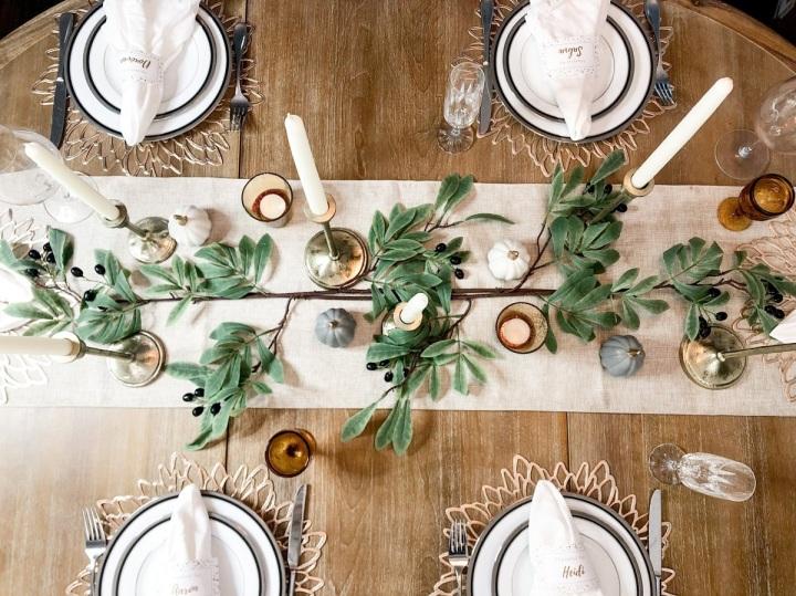 My Thanksgiving TableDesign